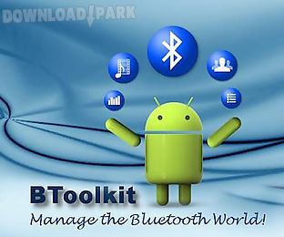 Btoolkit: bluetooth manager Android App free download in Apk