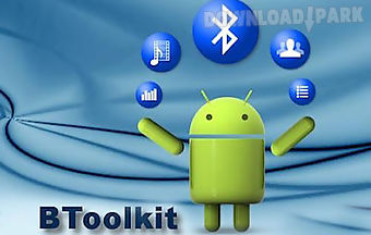 Btoolkit: bluetooth manager