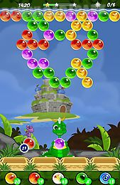 bubble dragon: saga. bubble shooter