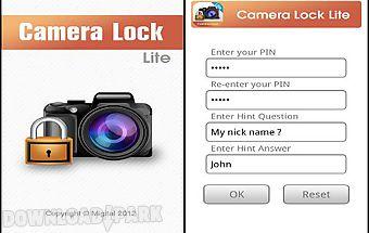 Camera lock lite