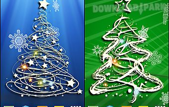 Christmas tree 3d by amax lwps