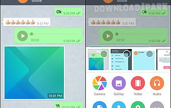 Easy android messenger