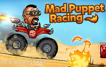 Mad puppet racing: big hill