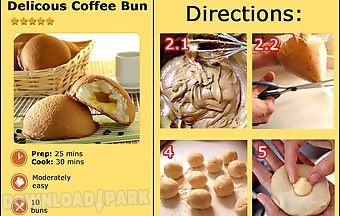 Original roti boy coffee bun rec..