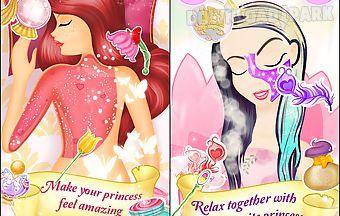 Princess fairy spa salon