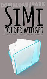 simi folder widget