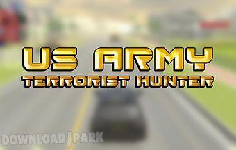 Us army: terrorist hunter pro
