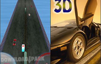 3d car racing - racing fever