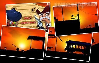 Cowboy runner games