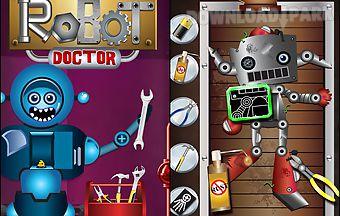 Crazy robot doctor