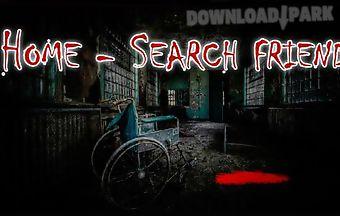 Home: search friend