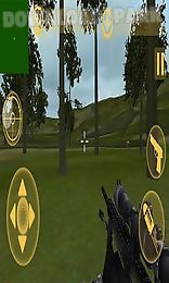 hunting season sniper