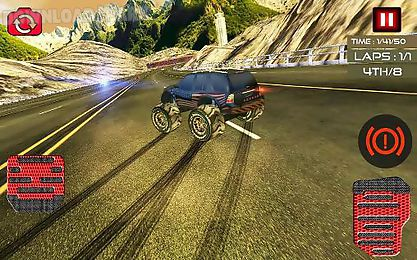 monster truck racing ultimate