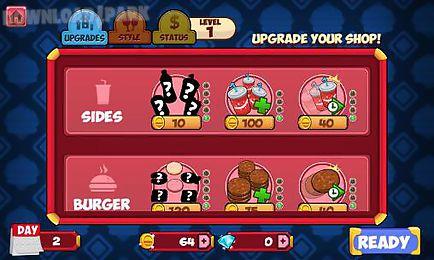 my burger shop: fast food