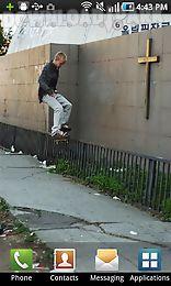 skater smith grind live wallpaper