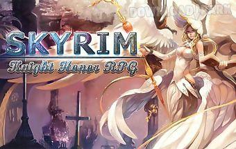 Skyrim: knights honor rpg