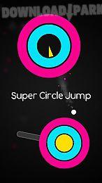 super circle jump