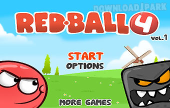 The adventures of red ball
