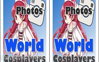 World cosplayers photos