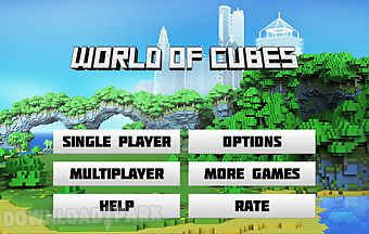 World of cubes - online block bu..