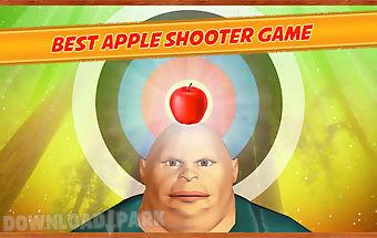 Apple shooter 3d - 2