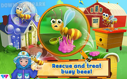 baby beekeepers- care for bees