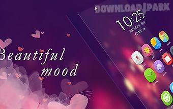 Beautiful mood go theme