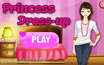 Dress up princess girls games