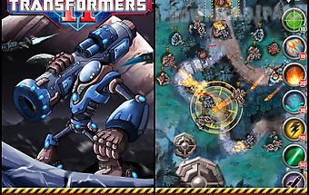 Galaxy defense 2: transformers