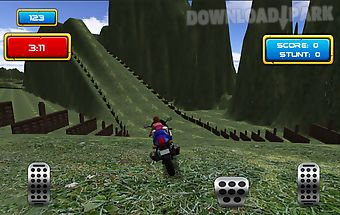 Highway motorcycle games 3d