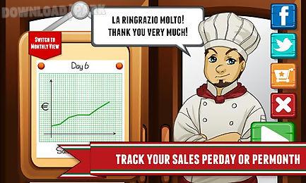pizza - fun food cooking game