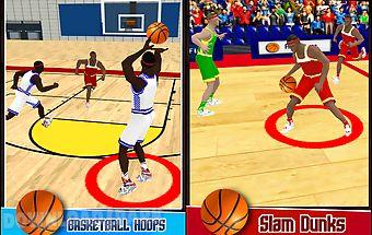 Play basketball 2016