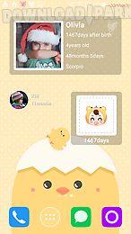 baby d-day widget