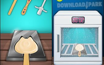 Ice maker cooking games