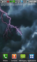 Lightning Live Wallpaper Free Android Live Wallpaper Free