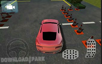 Parking - car simulator