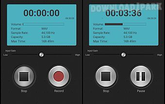 Evp recorder Android App free download in Apk