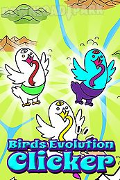 birds evolution: clicker game