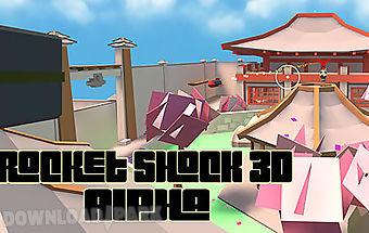 Rocket shock 3d: alpha