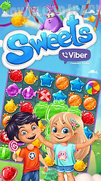 viber: sweets