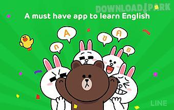 Line dictionary: english-thai
