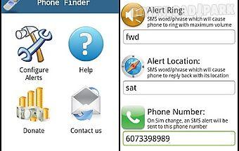 Phone finder (trial)