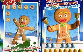 Talking gingerbread man free
