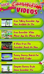 gummibär video player
