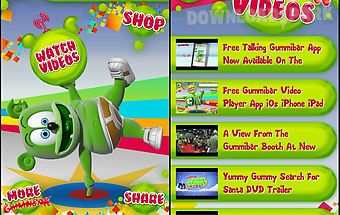 Gummibär video player