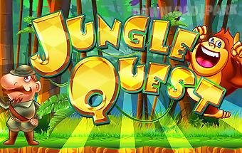 Jungle quest adventure free