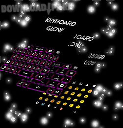keyboard glow dark free