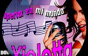 Musicas - violetta