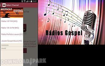 Musicas gospel fm