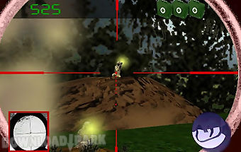 Sniper army: jungle war